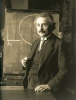 solar power and Albert Einstein